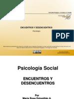 146 Encuentros Psicologia Social