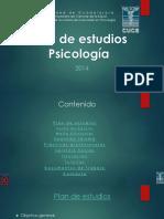Plan Psicologia 2014