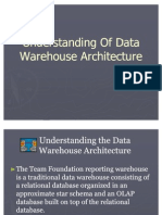Understanding of Data Warehouse Architecture