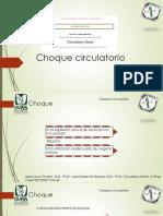 Choque circulatorio