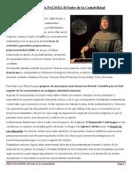 FRAY LUCA PACIOLI_El Padre de La Contabilidad_Metodo de La Partida Doble (1)