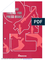 Amada Standard Tooling for Bress Brake