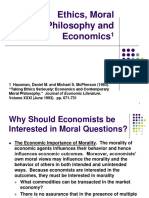 Chapter 2.  Ethics, Moral Philosophy and Economics.ppt