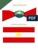 La Primera Bandera Del Perú
