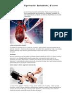 Guía Sobre La Hipertensión