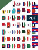 Bendera Asia