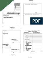Contoh Formulir Skp Lengkap