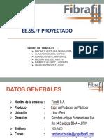 1.1 Fibrafil Eessff Proyectado