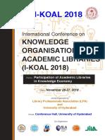 i Koal 2018 Brochure