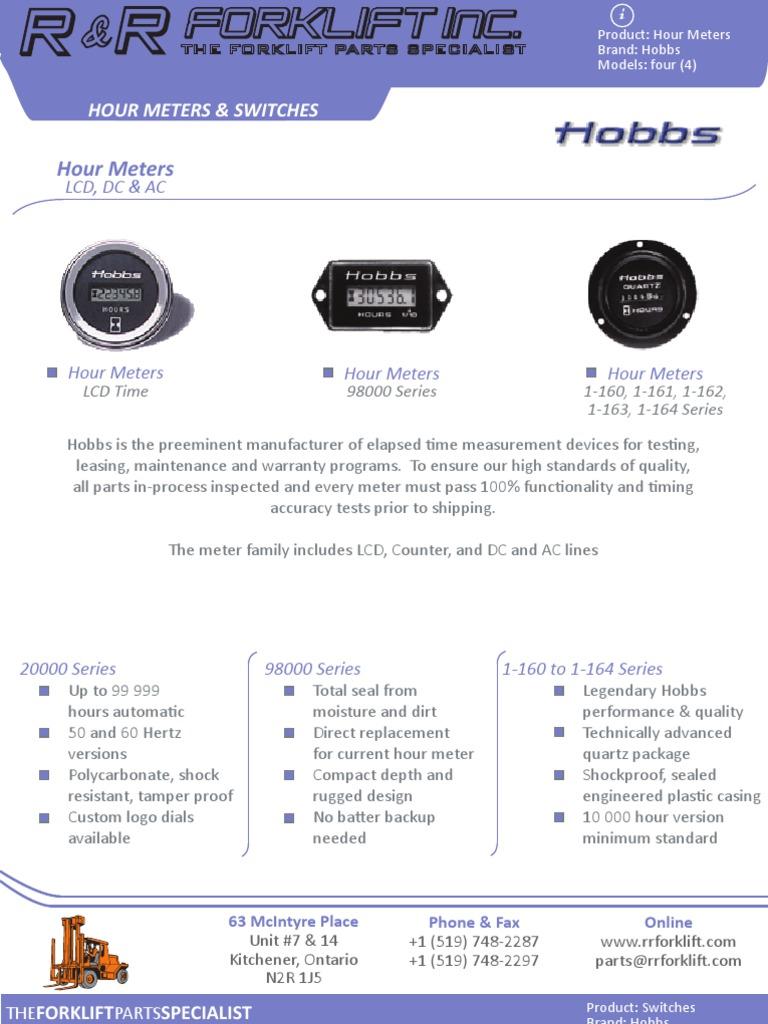 Hobbs   Switch   Vacuum