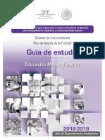 Guia Estudio Promocion Jefe Dep Acad 2018