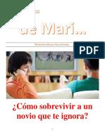 Los consejos de Mari