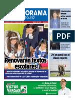 Panorama Cajamarquino 13-08-2018