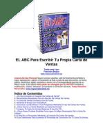 EL ABC Para Escribir Tu Propia Carta de Ventas