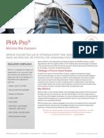 Sphera PHA Pro Brochure