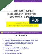 Materi Prof_ Dr_ Hasbullah Thabrany - Masalah Pendanaan Kesehatan.pdf