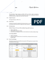 Earthing Size of Conductor Support Document