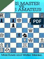 Max Euwe - Chess Master vs. Chess Amateur.pdf