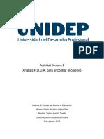 TRABAJO UNIDEP ESTADO DEL ARTE ESPECIALIDAD EN EDUCACIÓN