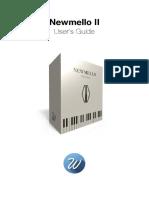 Newmello II - User's Guide