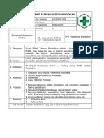 327412694 SOP Survei PHBS Tatanan Pendidikan
