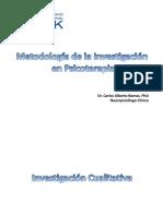 Diseños de Investigación Cualitativa
