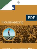 Housekeeping Tips