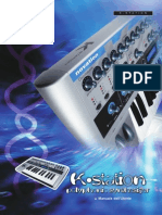 K-Station User Guide Italian