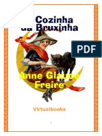 A Cozinha Da Bruxinha - Anne Glauce Freire (VB 00839)