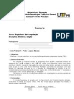 Modelo relatorio eletronica digital.doc
