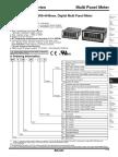Autonics MT4series Datasheet (2)