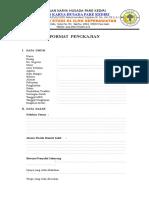 Format Pengkajian Kmb
