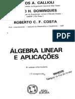 CALLIOLI, Álgebra linear e Aplicações.pdf