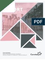 SMU Caretalyst Annual Report (2017)