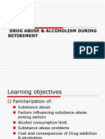 Mbeya Cement ALCOHOLISM and DRUG ABUSE for Presentation