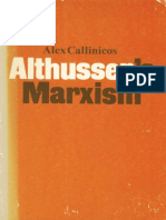 Althusser's Marxism