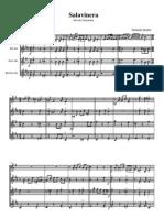 Salavinera Saxos Score