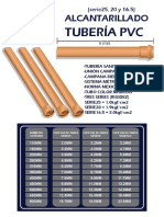 Spec Plastic Tubo Pvc Alcantarillado r1