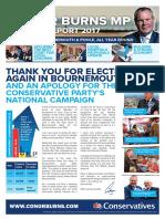 Conor Burns MP Annual Report 2017
