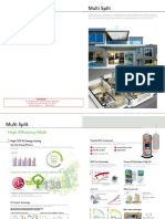 Aer Conditionat Multisplit Lg Unitati Interne Ceiling Concealed Duct Type Pliant Date Tehnice