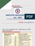 EPF Presentation