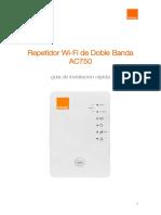 58 Guia Rapida Repetidor Wifi Ac750