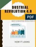 Industrial Revolution UKSW - Arimbi Yogasara