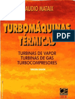 Turbomaquinas Termicas - Claudio Mataix