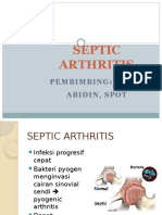 Septik Arthritis