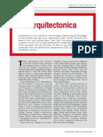 Arquitectonica (2008-11)