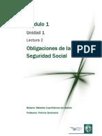 Lectura 2 - Obligaciones de la seguridad social.pdf