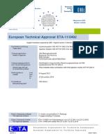 ETA-11 0492 Eng HIT-HY 200-A Cu Armatura