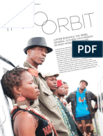 Morgan (2013) Into Orbit - Jupiter Bokomdji (Songlines)