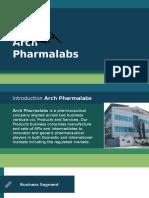 Arch Pharmalabs
